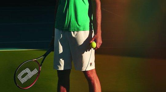Tenisa apģērbs
