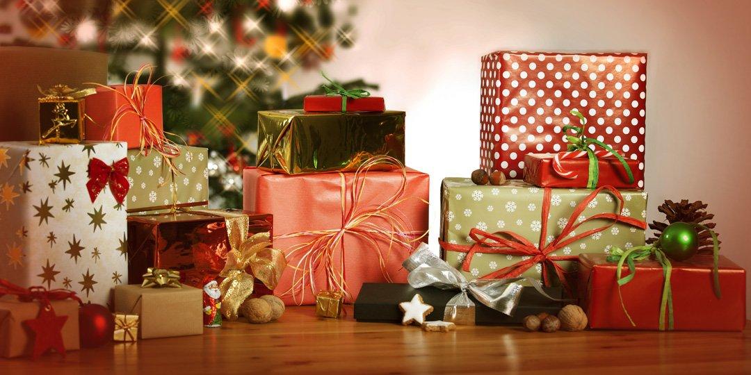 Lieliskas dāvanas Ziemassvētkos